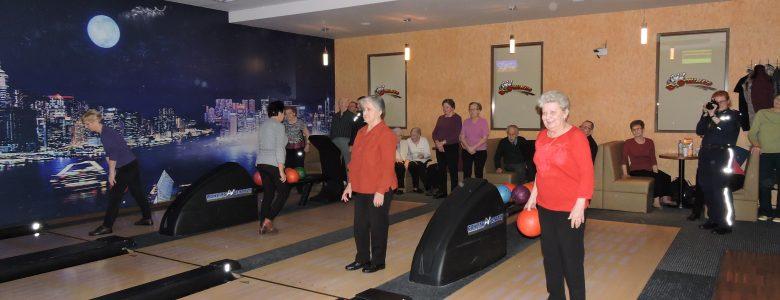 Mini turniej bowlingowy