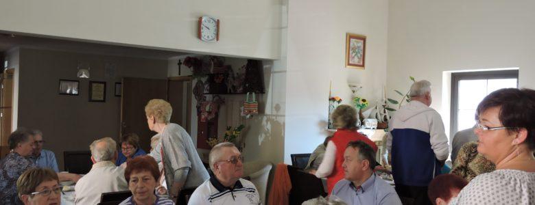 Wizyta seniorów z Szamotuł