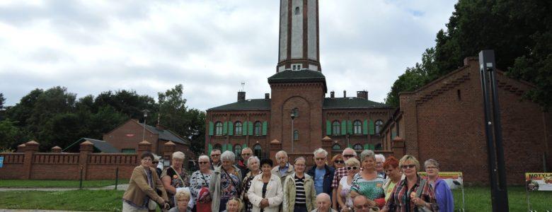 Wycieczka nowotomyskich seniorów do Niechorza