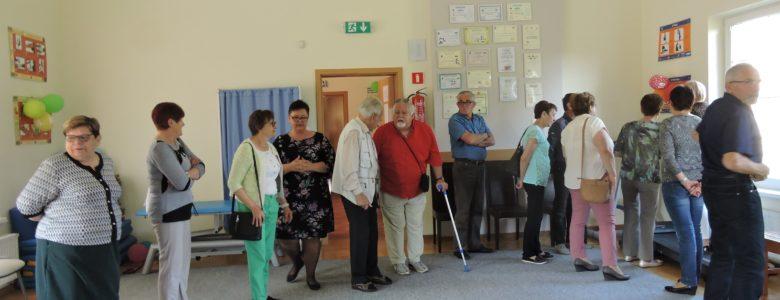 Wizyta seniorów z Bród