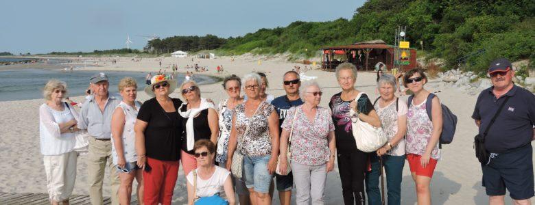 Wspomnienia z wycieczki seniorów do Darłówka