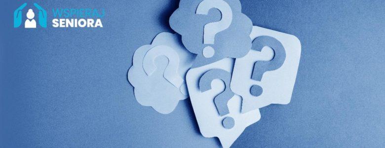 Program Wspieraj Seniora – Solidarnościowy Korpus Wsparcia Seniorów w pytaniach i odpowiedziach